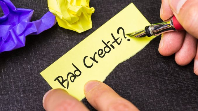 The Bad Credit Loans