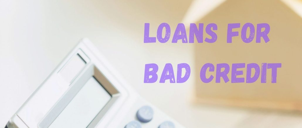Loans for Bad Credit USA